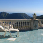 villa in affitto a lipari domenique